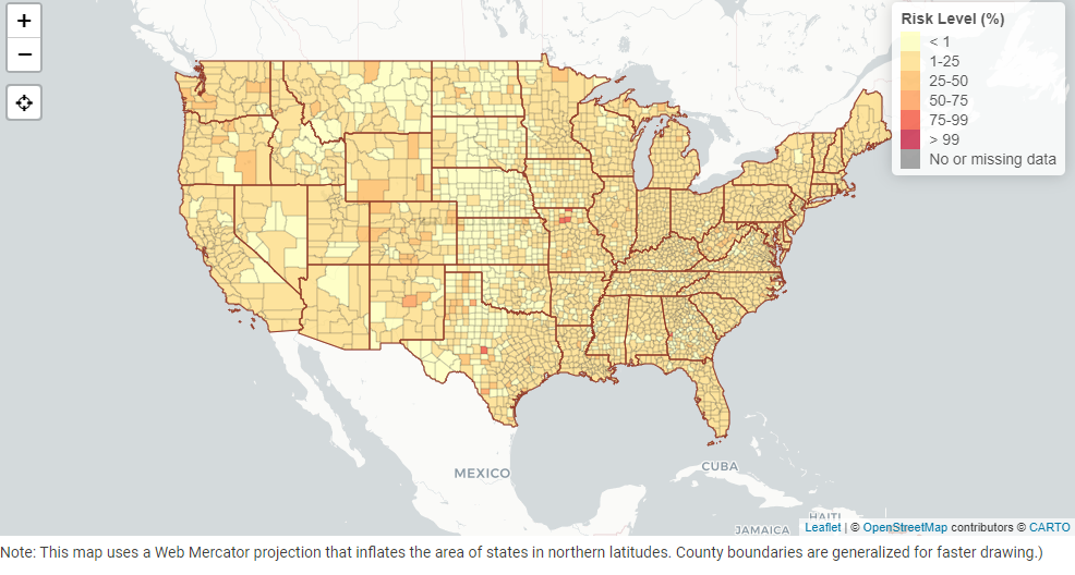 Pandemic Statistics Using Data Visualization