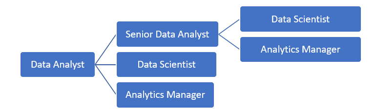 Typical Career Path of a Data Analyst
